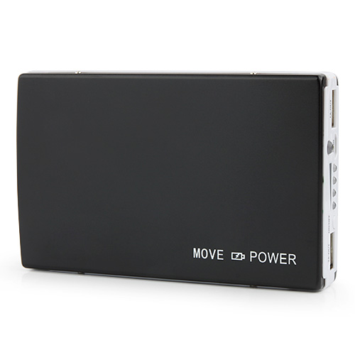 20000mAh Portable Power Bank with Flashlight for iPad Tablet PC Digital Cameras