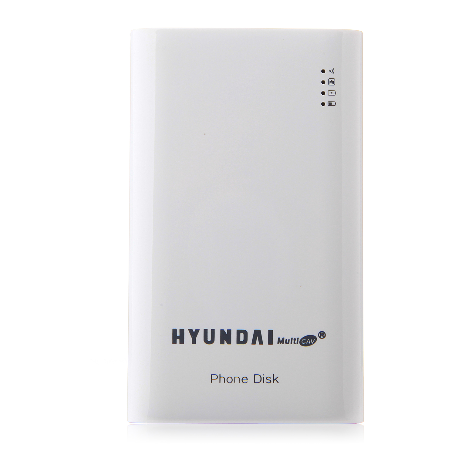 HYUNDAI PD4000 Multi-functional Phone Disk 32GB + Power Bank + Router for Phone PC