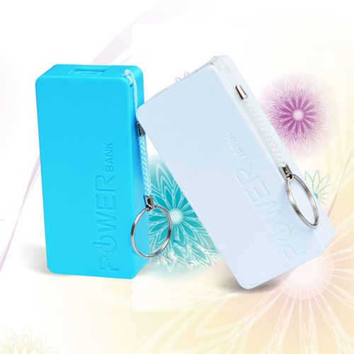 Portable Universal 5600mAh Perfume Power Bank for Smartphone Tablet PC