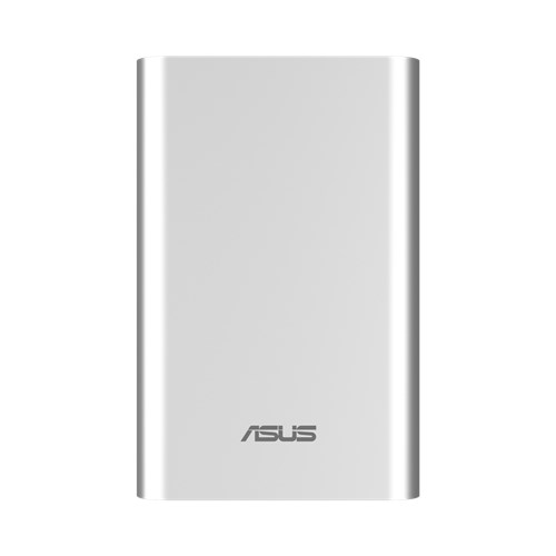 Original Asus Zenpower 10050mah Power Bank 5V 2.4A for Smartphone Tablet PC Silver