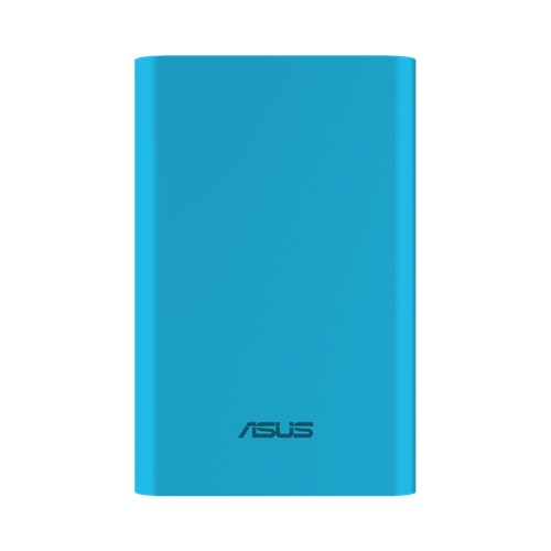 Original Asus Zenpower 10050mah Power Bank 5V 2.4A for Smartphone Tablet PC Blue