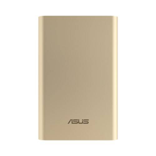 Original Asus Zenpower 10050mah Power Bank 5V 2.4A for Smartphone Tablet PC Gold