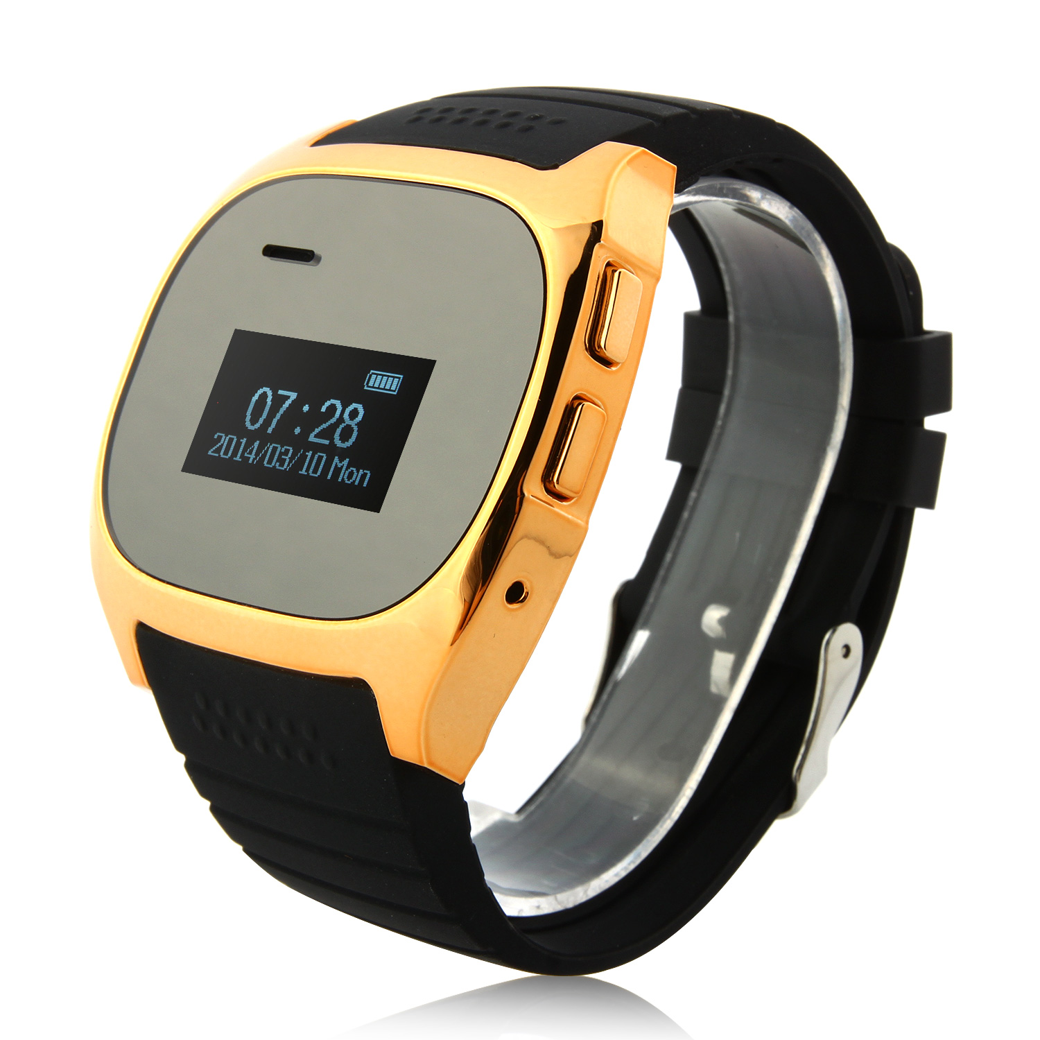 RWATCH M18 Smart Bluetooth Watch OLED Screen with Mic for Android Devices