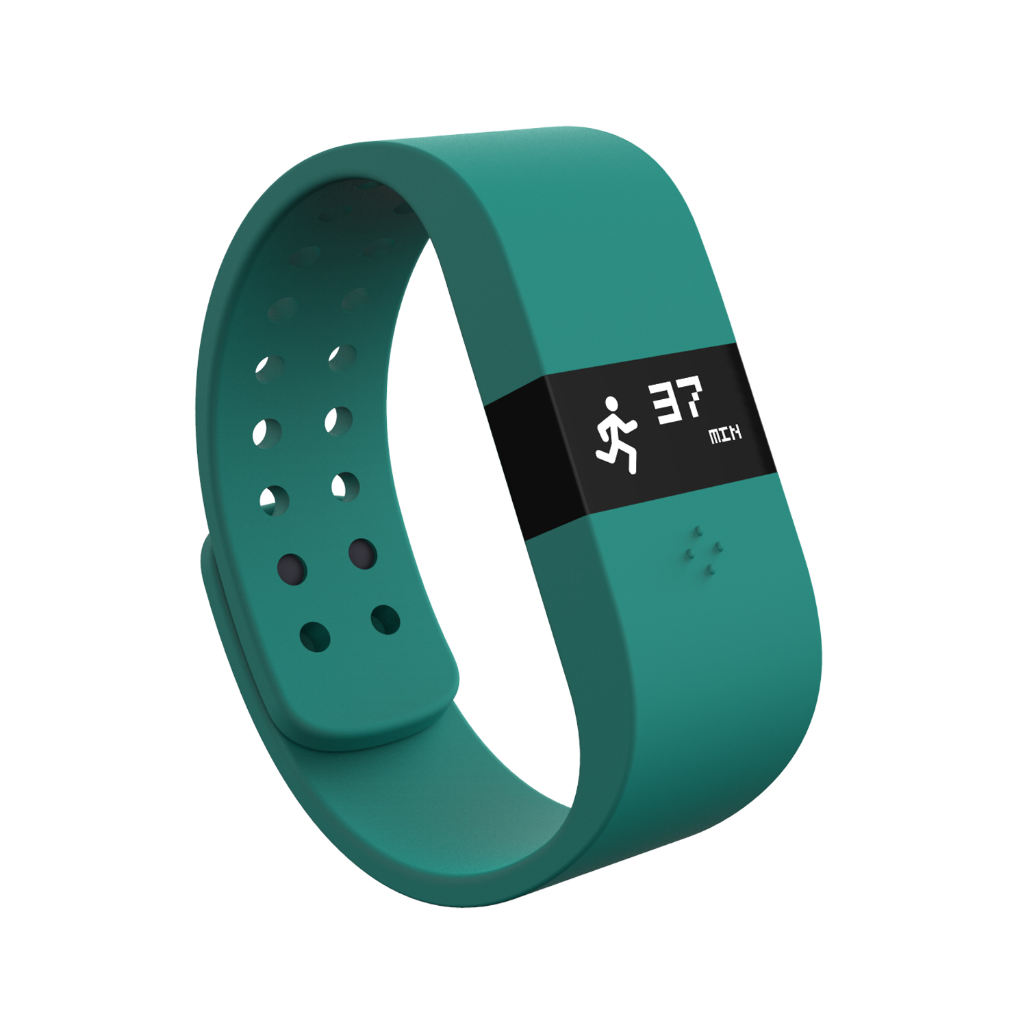 ERI Fitness Activity Tracker Bracelet Pedometer Sleep Monitor for Android iOS Mintgreen