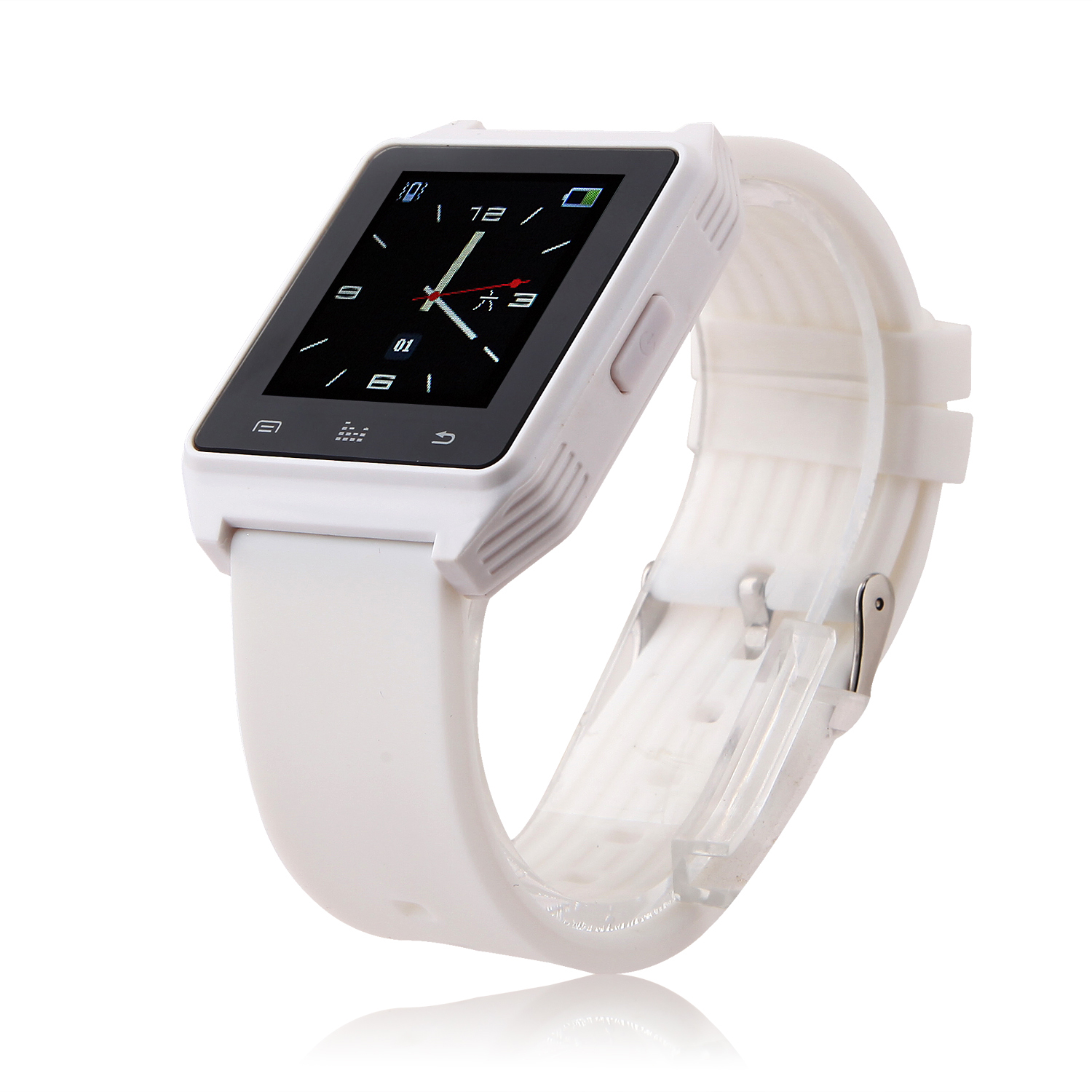 RWATCH M28 Smart Bluetooth Watch 1.4 Inch Touch Screen with Mic for Android Devices