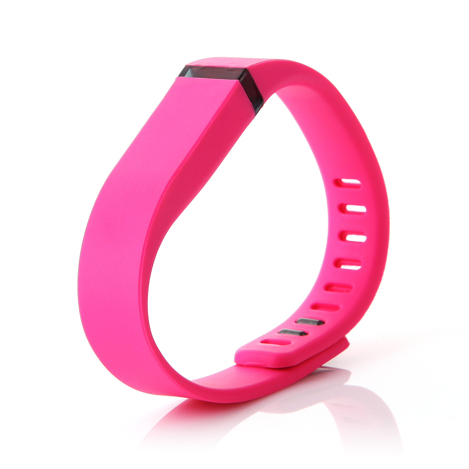 Replacement TPU Wrist Strap Fitbit Flex Wireless Activity Bracelet Wristband Rose