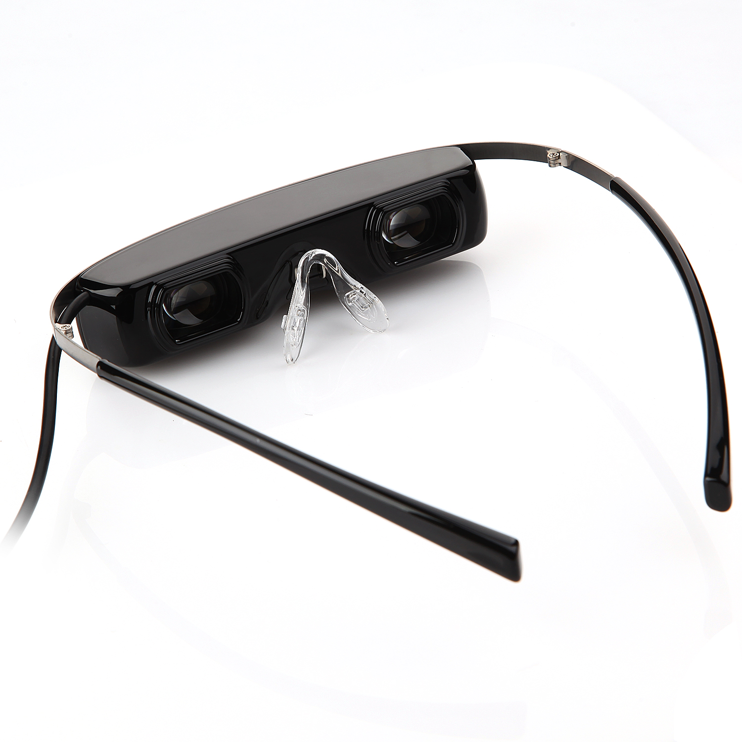 "42"" Virtual Screen Personal 2D/3D Viewer Video Glasses Cinema Theater 16:9 with AV-In"