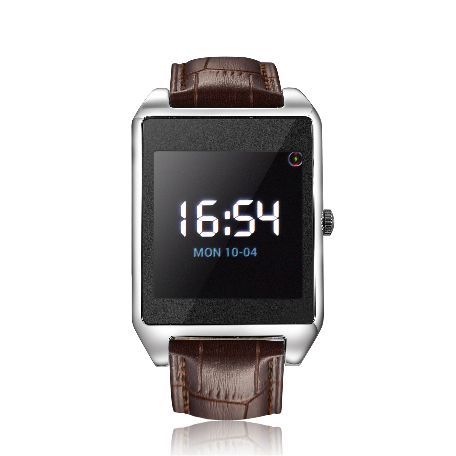 Atongm W013 Smart Bluetooth Watch Android 4.3 Waterproof 1.6 Inch for Android/IOS
