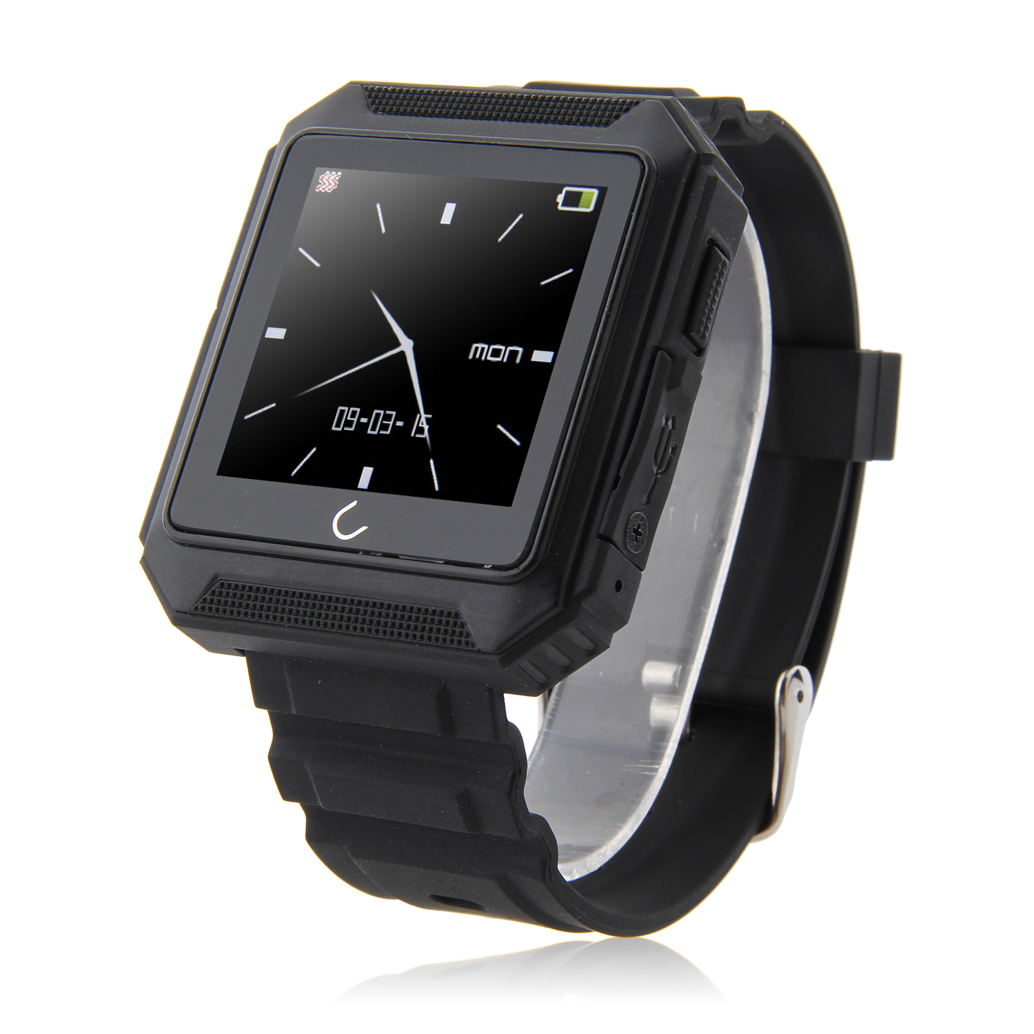 U Watch Uterra IP68 Waterproof Bluetooth Smart Sports Watch For iOS & Android Phone