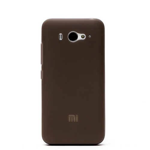 Original XIAOMI Protective TPU Back Case for Xiaomi M2 M2S Black