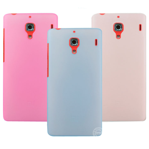 Protective PC Back Case for XIAOMI Redmi Color Randomly