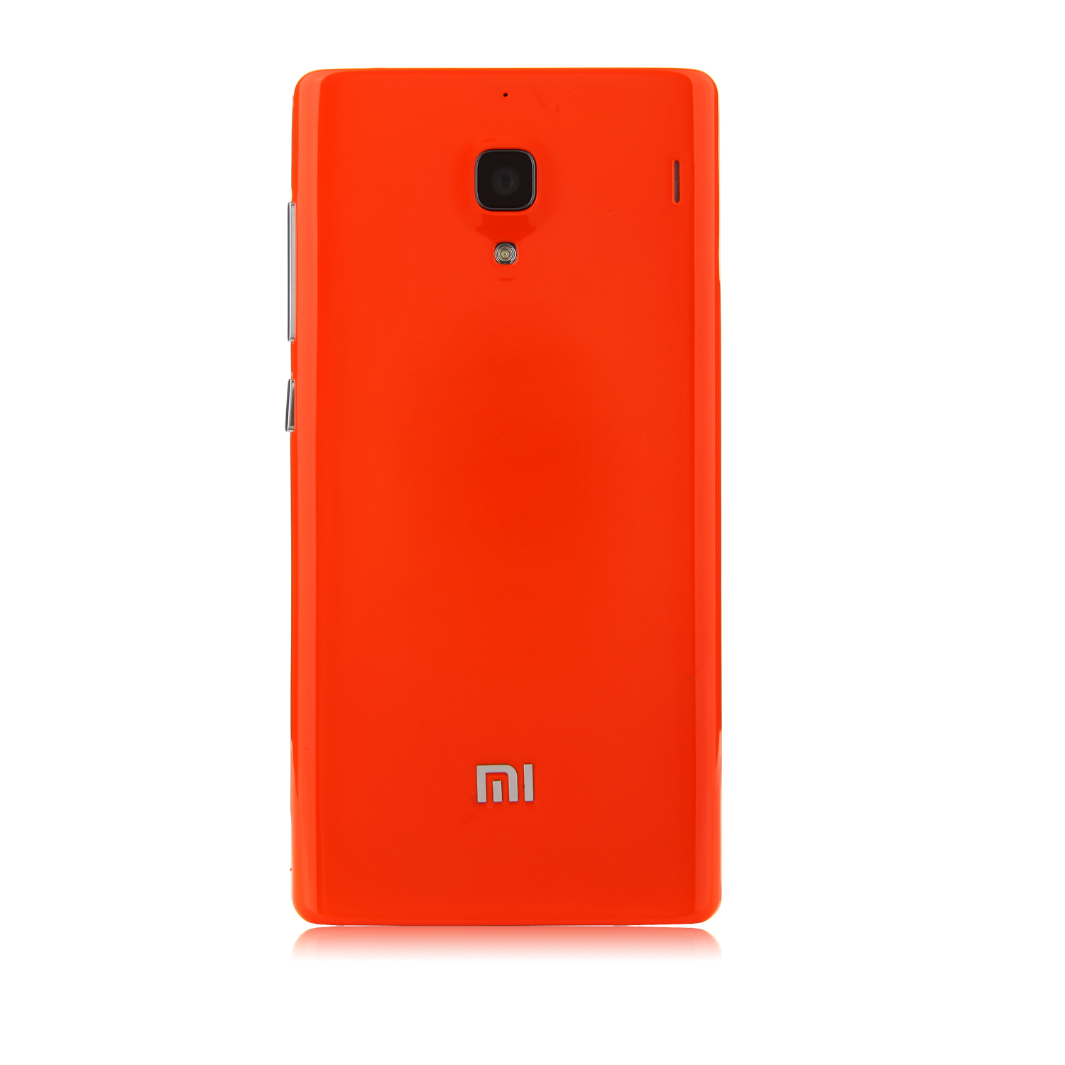 Replacement Battery Cover Back Case for XIAOMI Redmi 1S Smartphone Orange