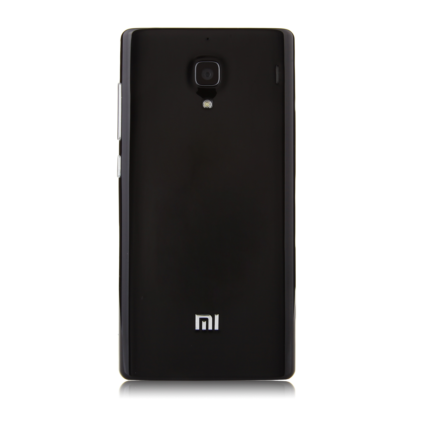 Replacement Battery Cover Back Case Frosted Case for XIAOMI Redmi 1S Smartphone Black