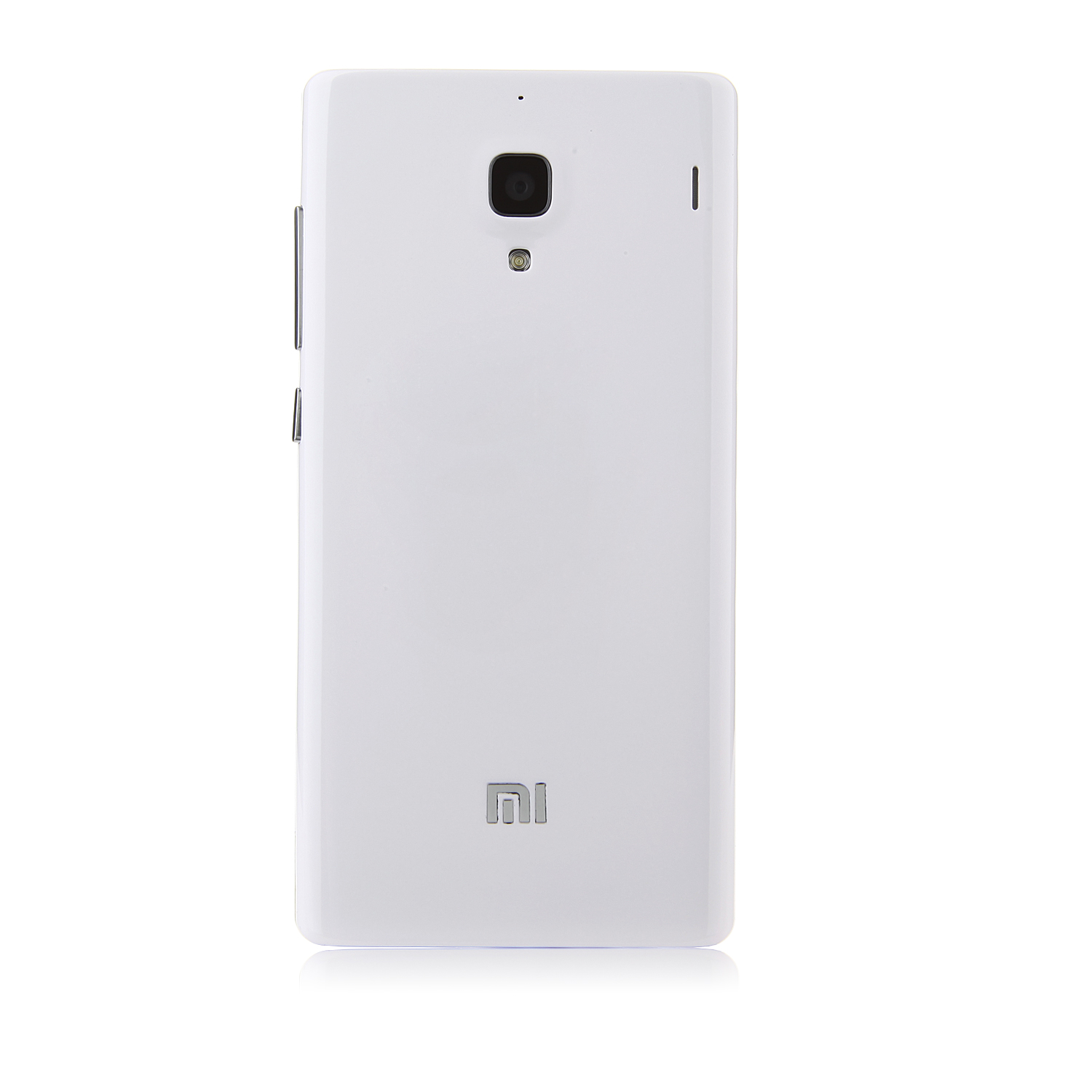 Replacement Battery Cover Back Case Frosted Case for XIAOMI Redmi 1S Smartphone White