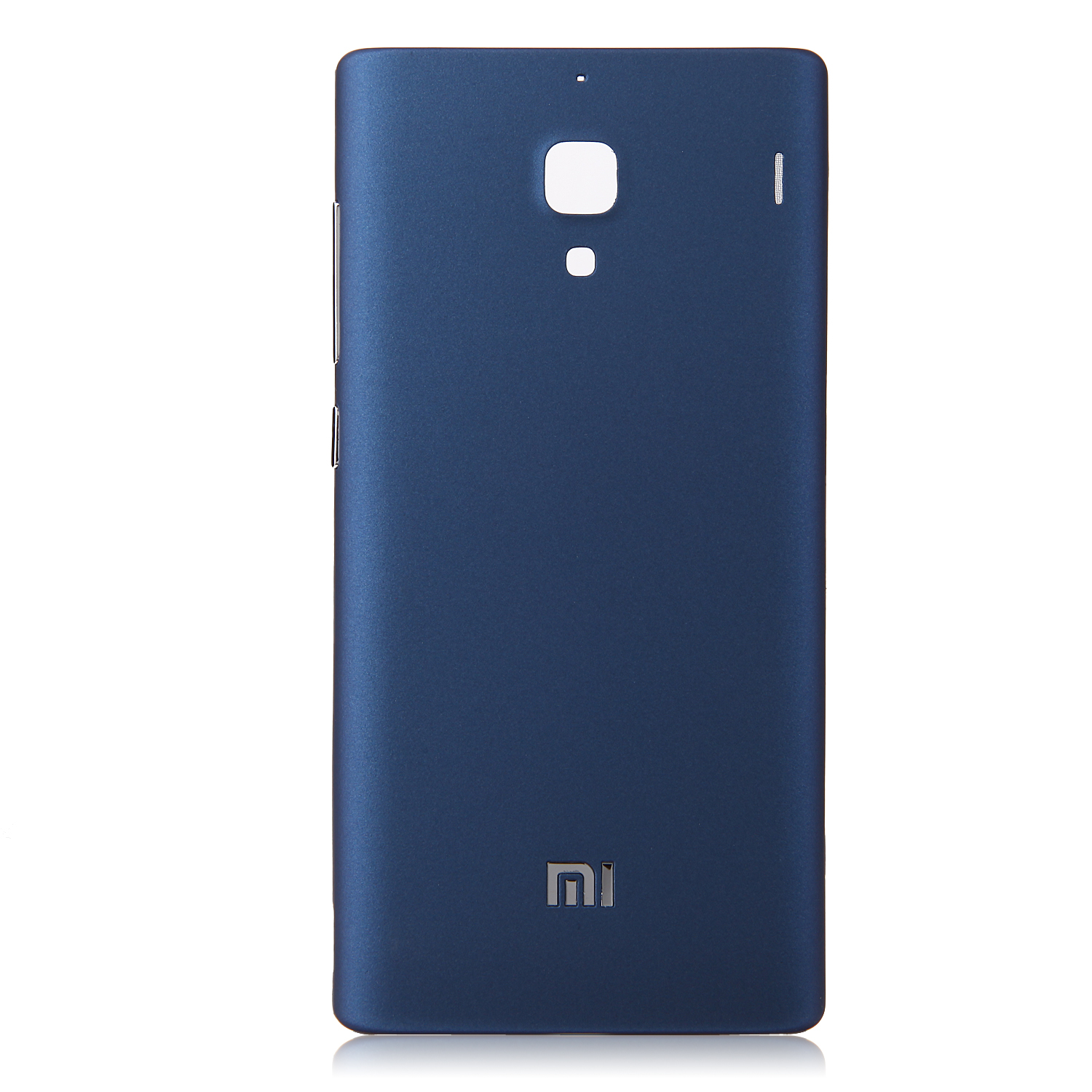 Replacement Battery Cover Frosted Case for XIAOMI Redmi 1S Smartphone Dark Blue