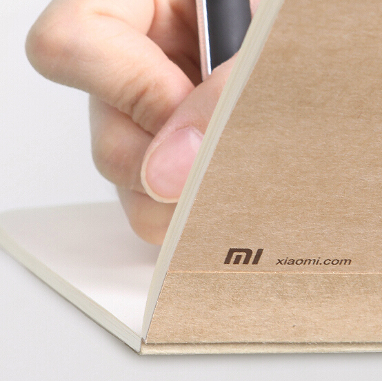Original XIAOMI Notebook Environmental PP Paper 180 x 118mm