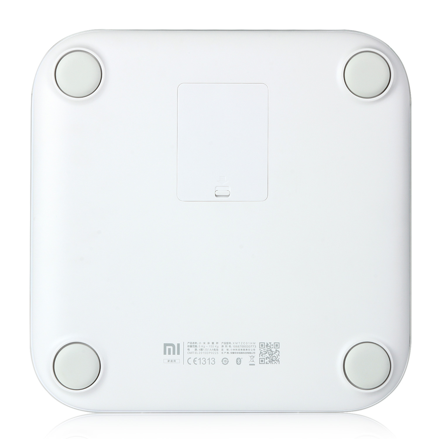 (Free DHL)Original XIAOMI MI Smart Weighting Scale XIAOMI Scale for Android iOS Devices