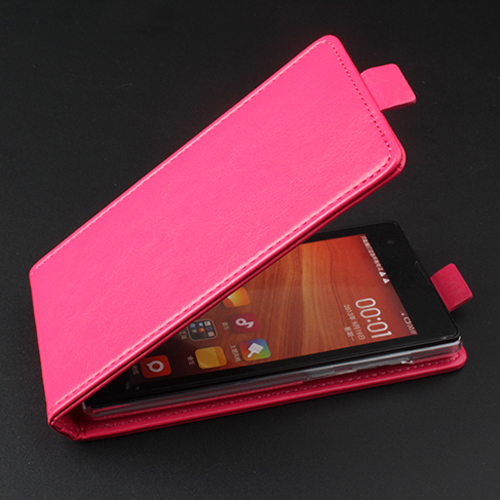 Leather Flip Case Cover for XIAOMI Redmi Smartphone 3-color