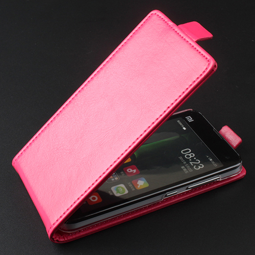 Flip Leather Case Cover for XIAOMI M2A Smartphone 3-color