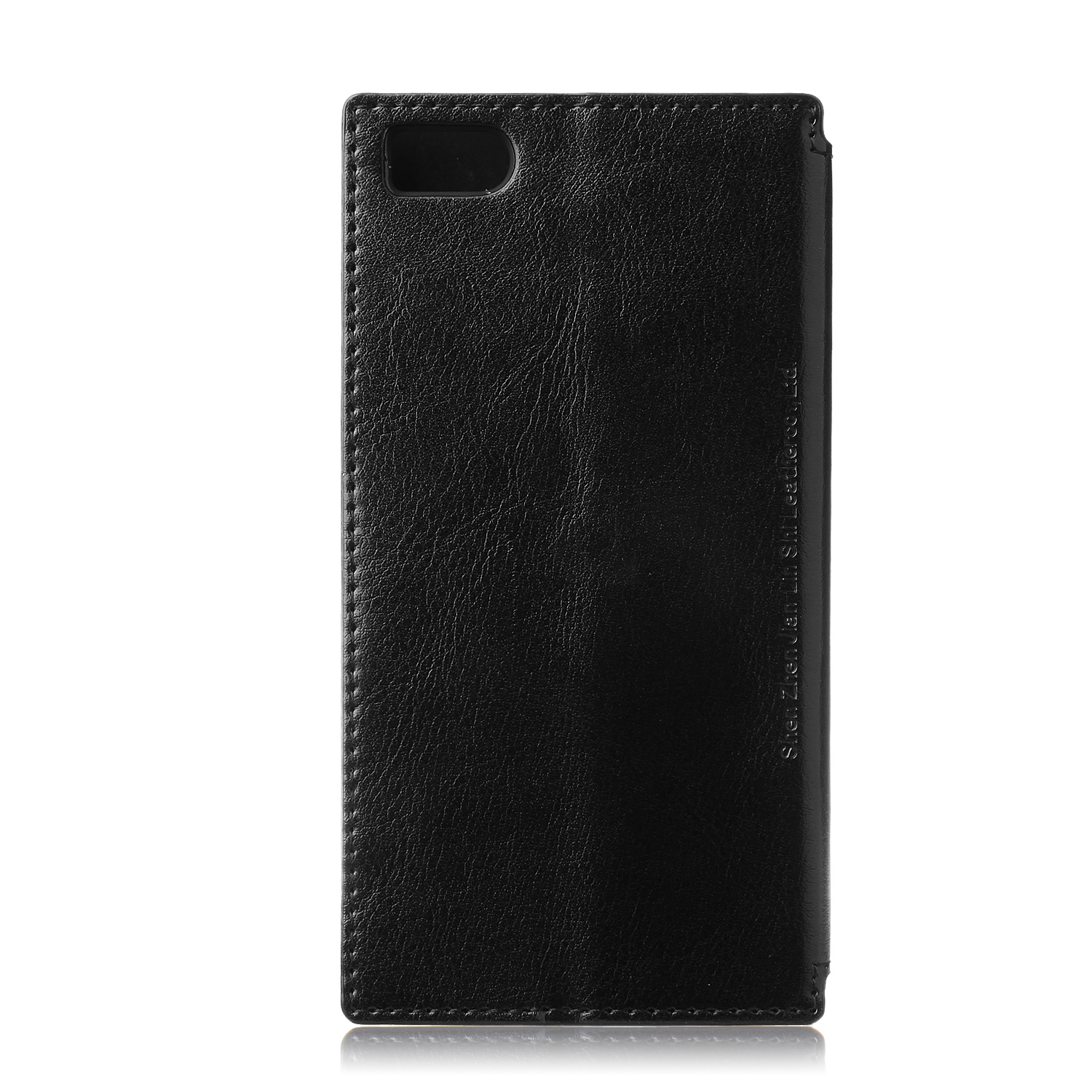 Leather Flip Cover Stand Case for XIAOMI MI3 Smartphone Black