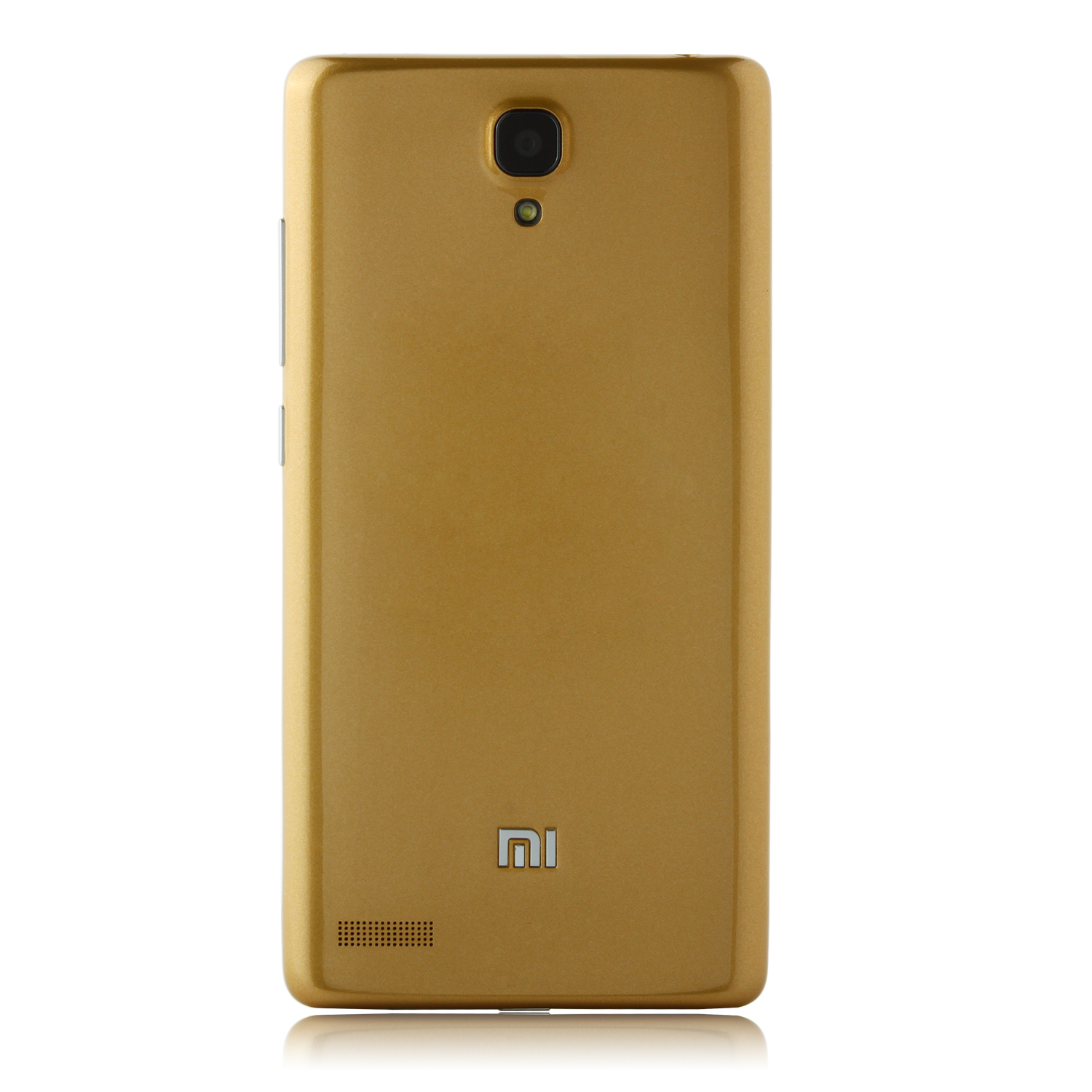 Battery Cover Back Case for XIAOMI Redmi Note Smartphone Golden