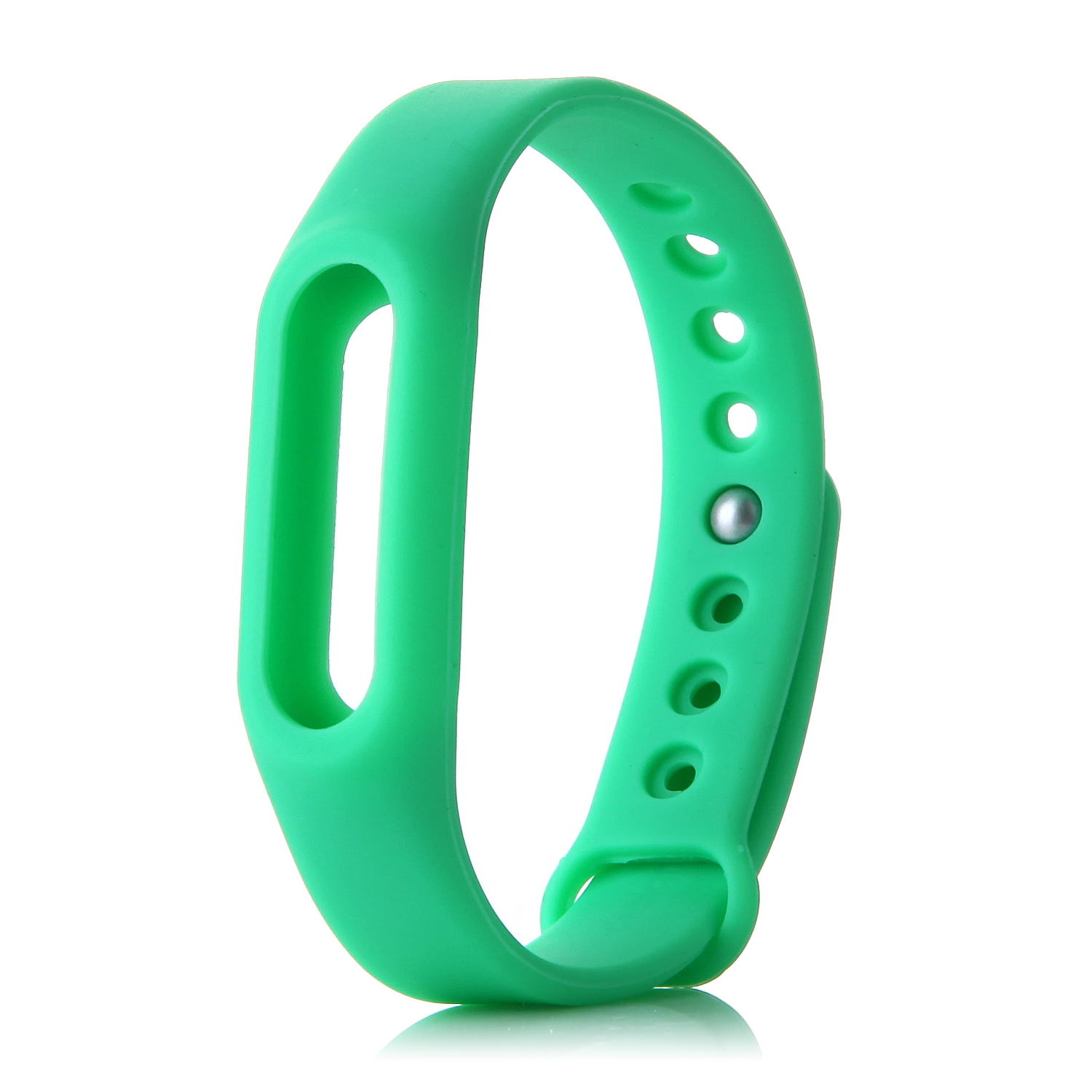 Replacement Wrist Strap Wearable Wrist Band for XIAOMI MI Band Bracelet Dark Green