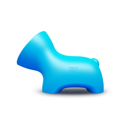 Mini Silicone Milk Cow Shape with Suction Cup Phone Holder Color Random