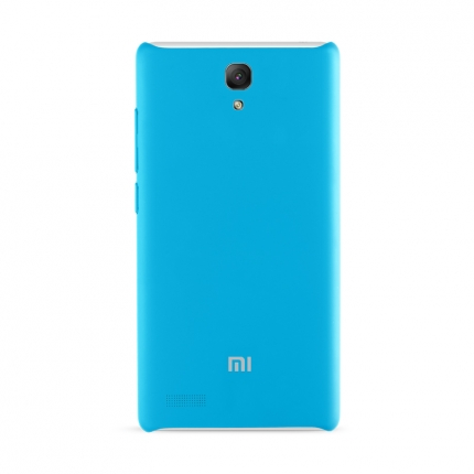 Original XIAOMI Protective TPU Back Case for Redmi Note Smartphone Blue