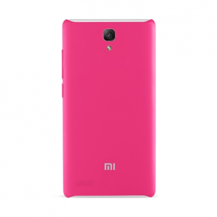 Original XIAOMI Protective TPU Back Case for Redmi Note Smartphone Rose