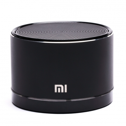 Original XIAOMI Cylindrical Metallic Portable Wireless Bluetooth Mini Speaker