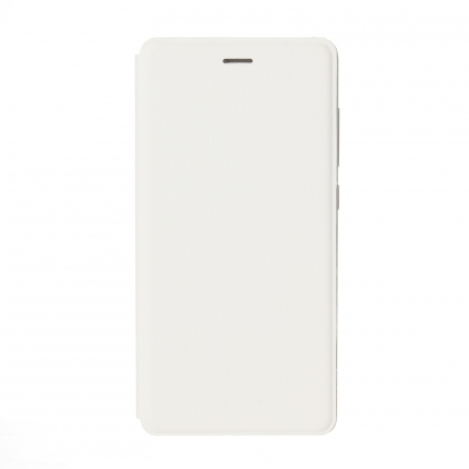Original XIAOMI S-View Flip Cover Stand Leather Case for XIAOMI MI4 White