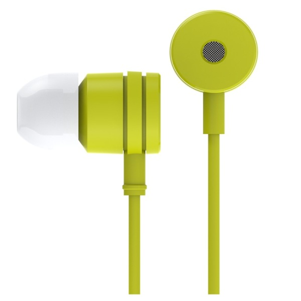 Original XIAOMI In-ear Earphone 3.5mm Stereo Earphone with Mic Control Talk Green