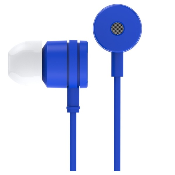Original XIAOMI In-ear Earphone 3.5mm Stereo Earphone with Mic Control Talk Blue