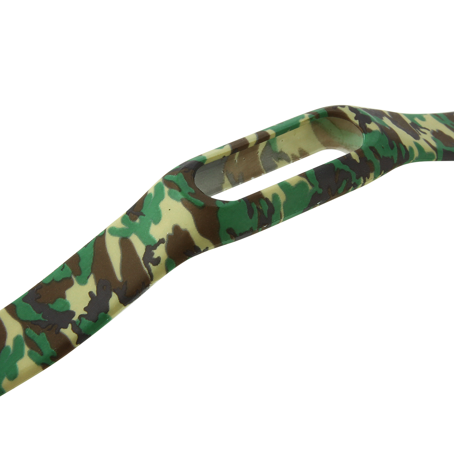 Deep Camouflage Pattern Replacement Wrist Strap Wearable Wrist Band for XIAOMI MI Band
