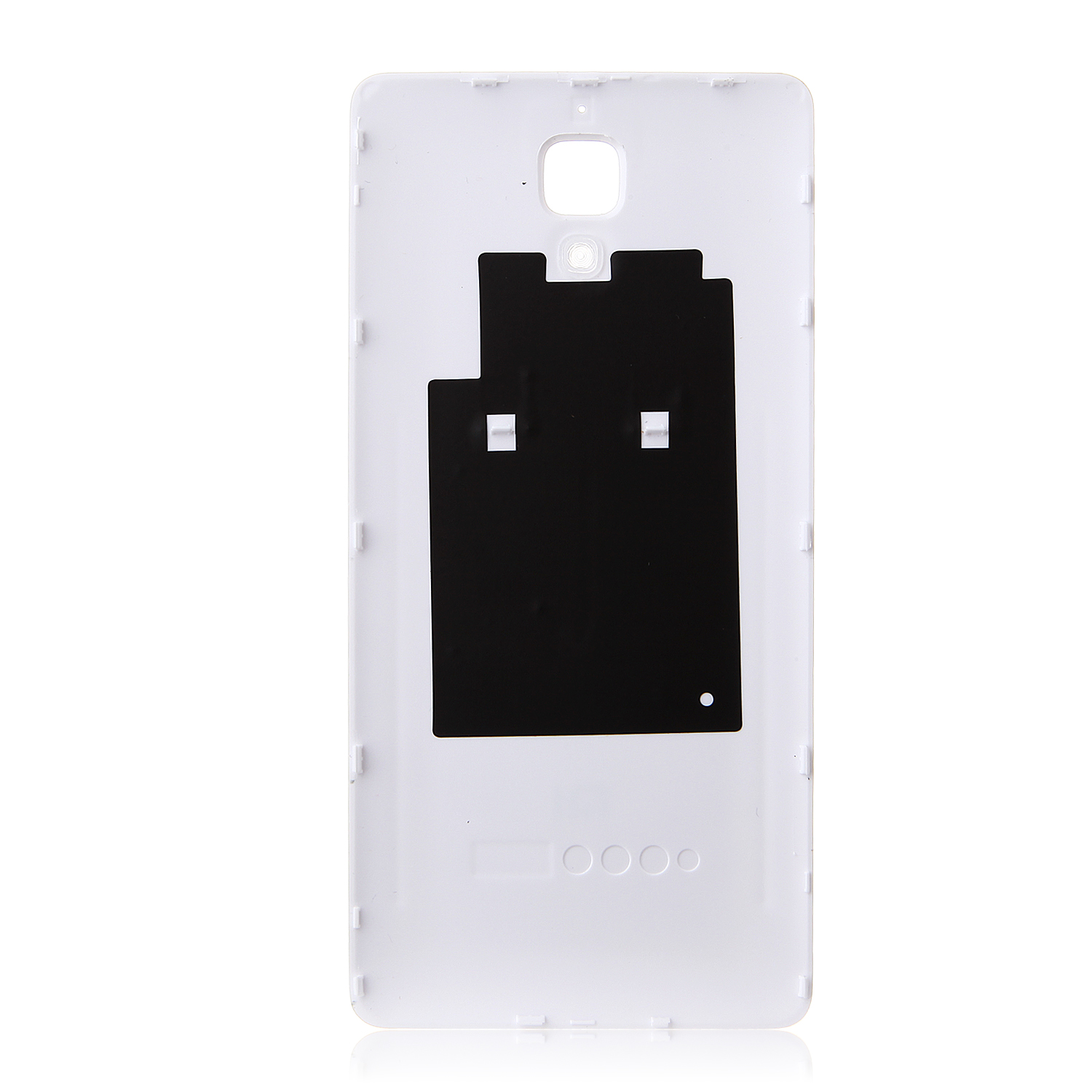 Replacement Battery Cover Back Case for XIAOMI MI4 Smartphone White