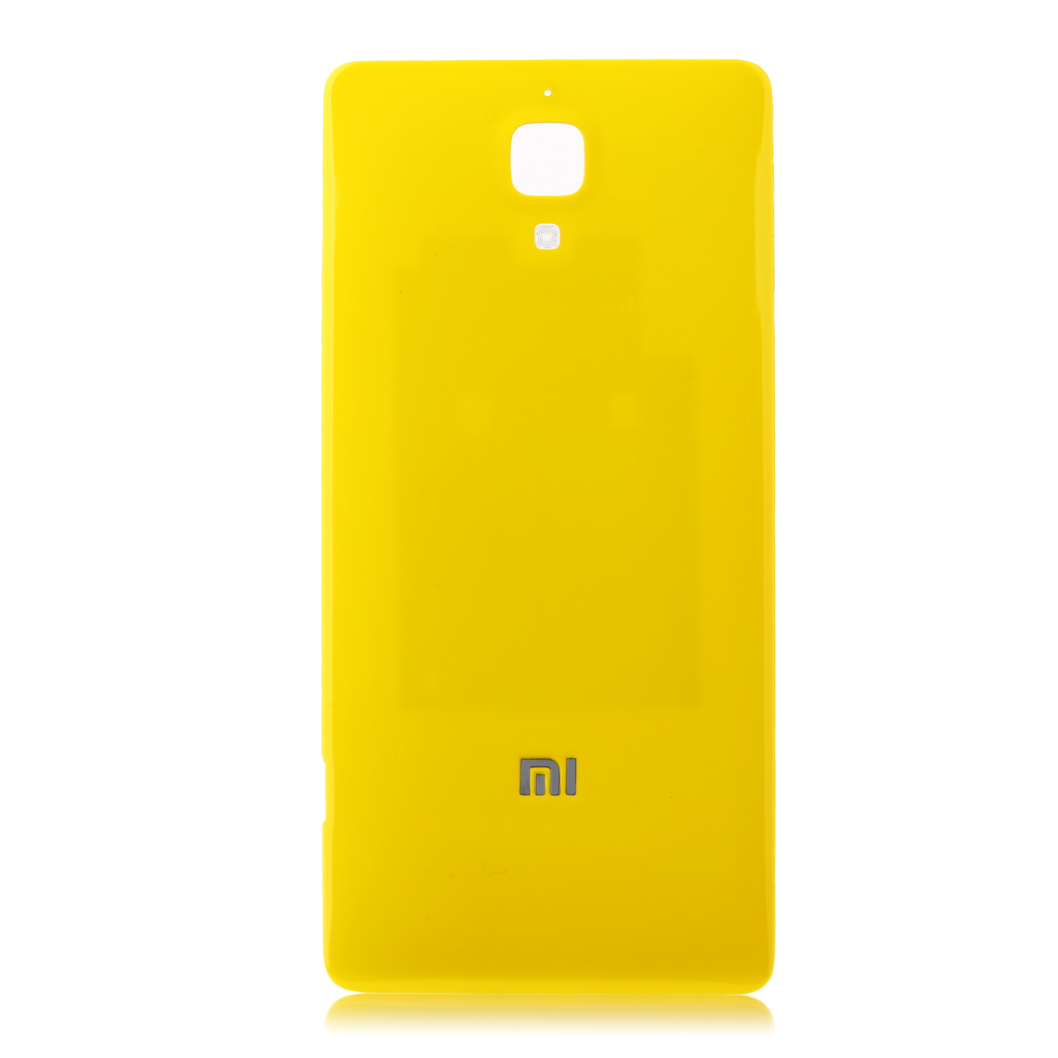 Replacement Battery Cover Back Case for XIAOMI MI4 Smartphone Yellow