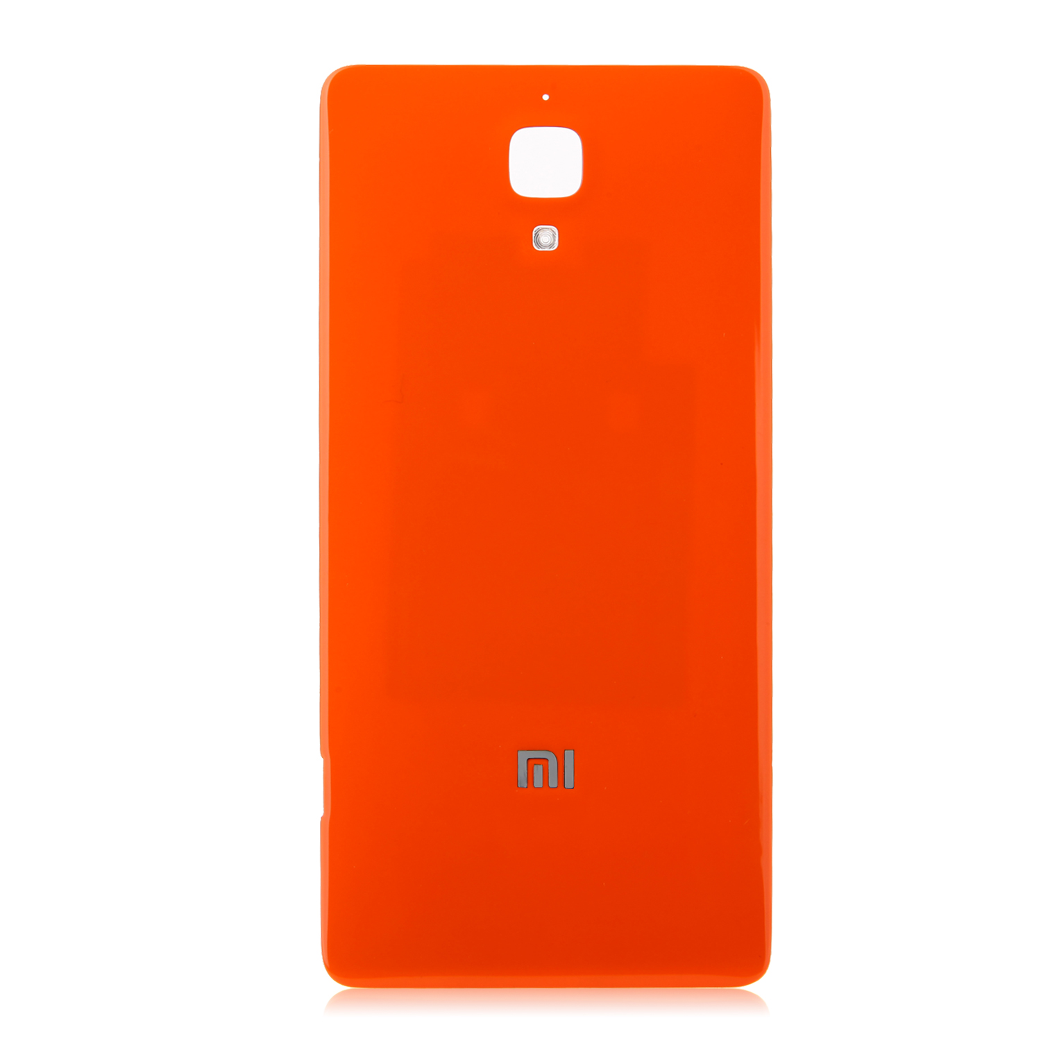 Replacement Battery Cover Back Case for XIAOMI MI4 Smartphone Orange