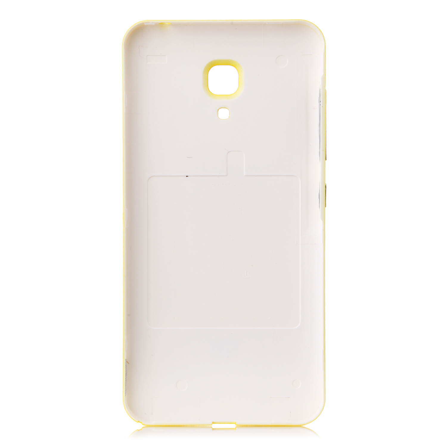 Replacement Battery Cover Back Case for XIAOMI 2A Smartphone Yellow