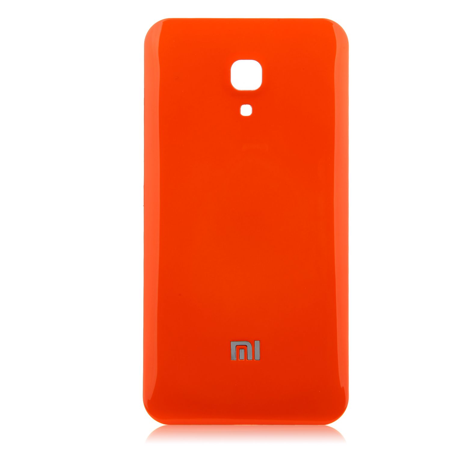 Replacement Battery Cover Back Case for XIAOMI 2A Smartphone Orange