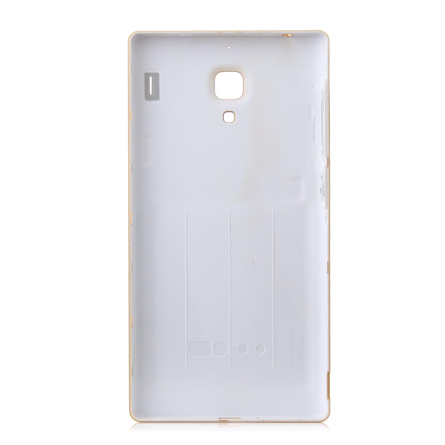 Replacement Battery Cover Back Case for XIAOMI 2A Smartphone Golden