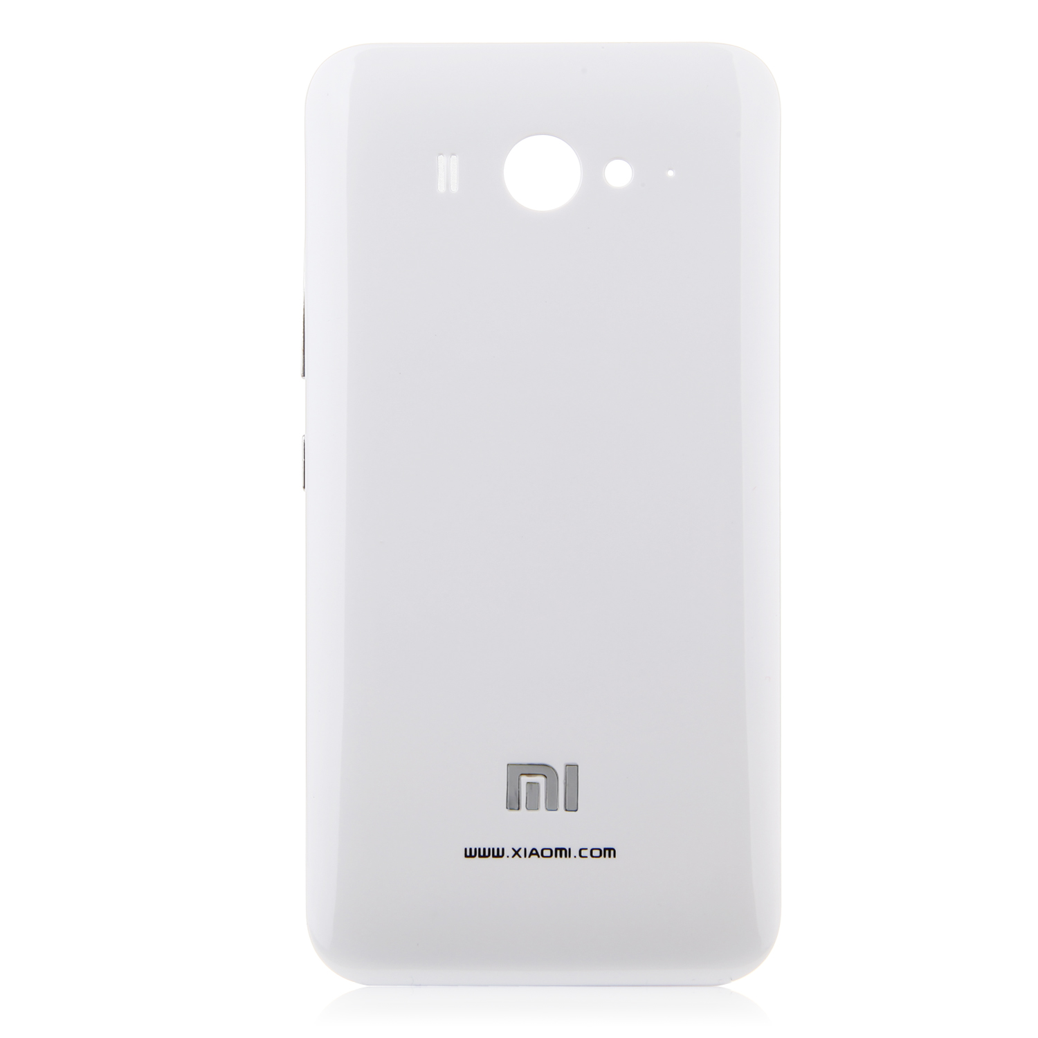 Replacement Battery Cover Back Case for XIAOMI 2S Smartphone White
