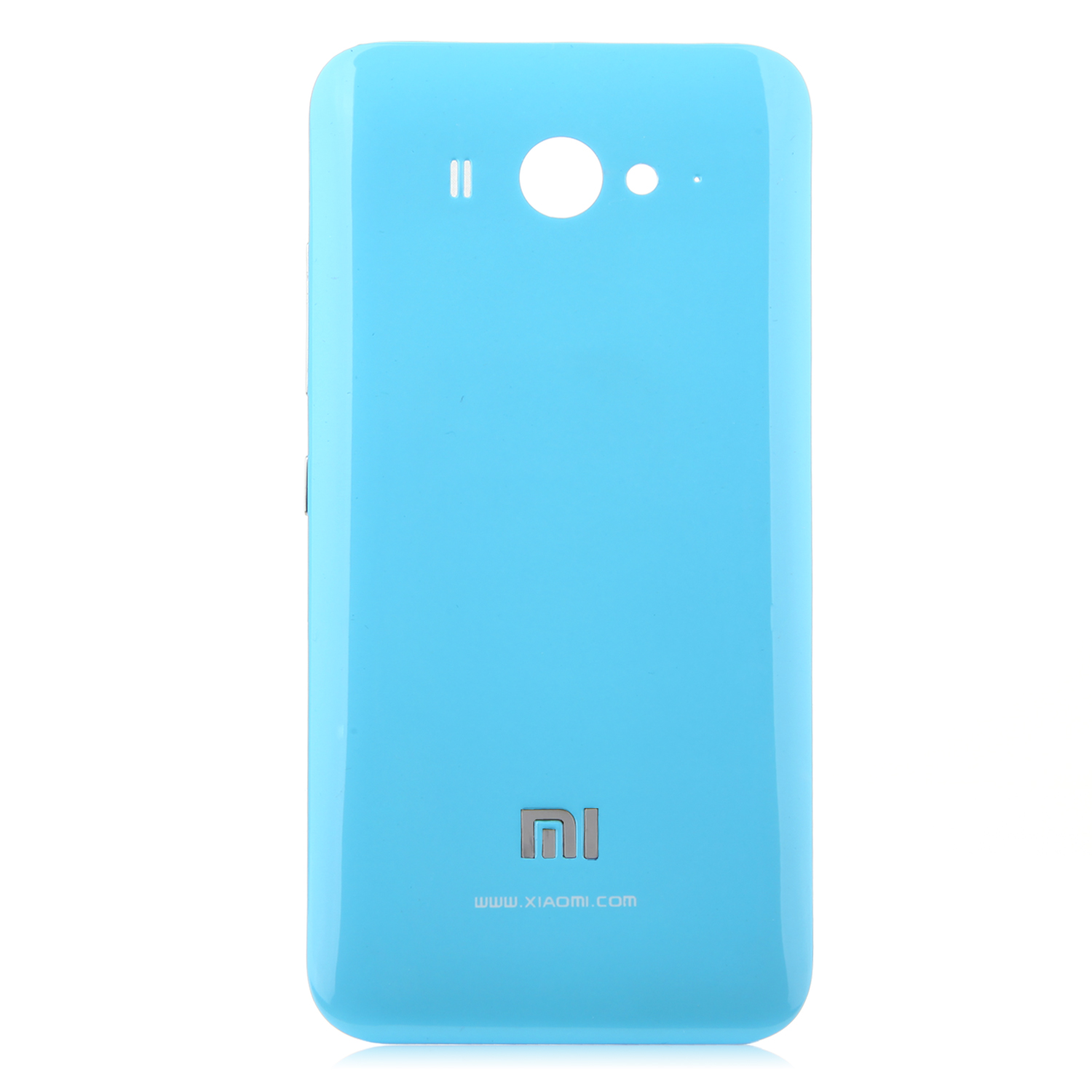 Replacement Battery Cover Back Case for XIAOMI 2S Smartphone Blue