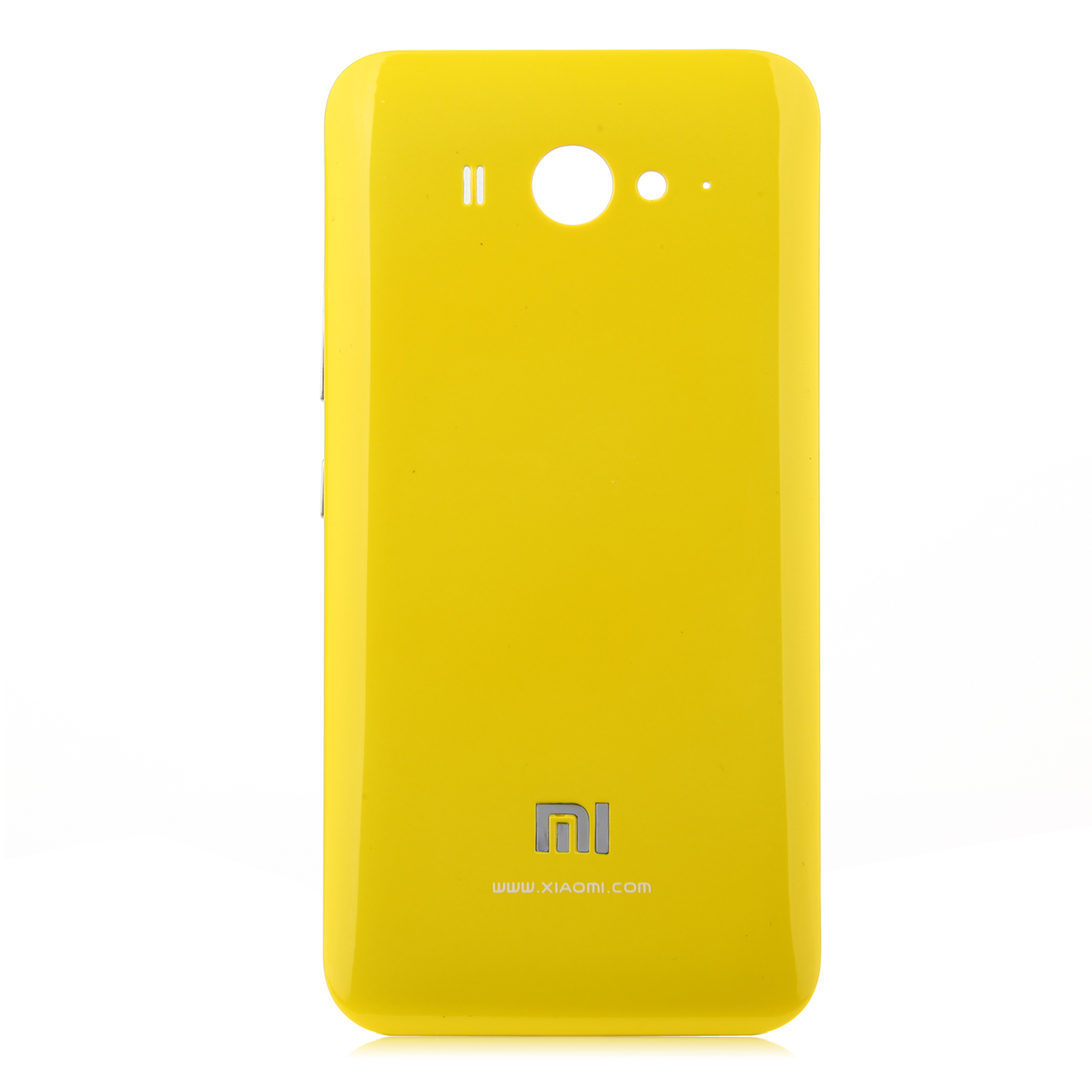 Replacement Battery Cover Back Case for XIAOMI 2S Smartphone Yellow
