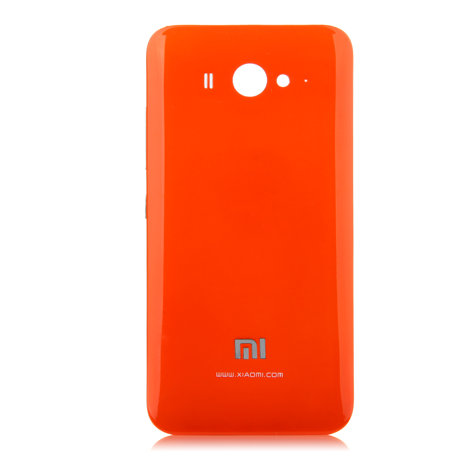 Replacement Battery Cover Back Case for XIAOMI 2S Smartphone Orange