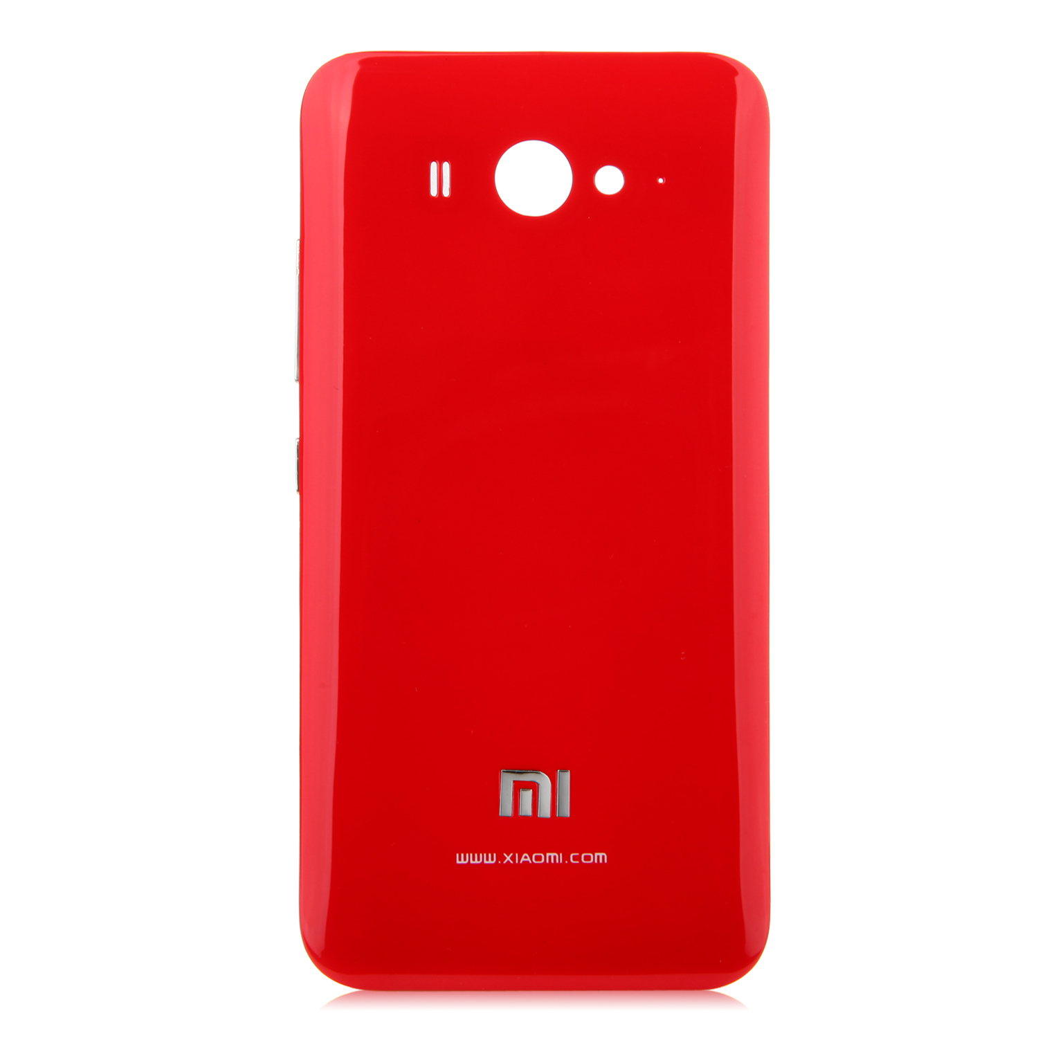Replacement Battery Cover Back Case for XIAOMI 2S Smartphone Red