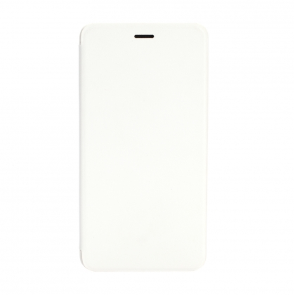 Original XIAOMI Flip Cover Case Protective Leather Case for Redmi 2 Smartphone White
