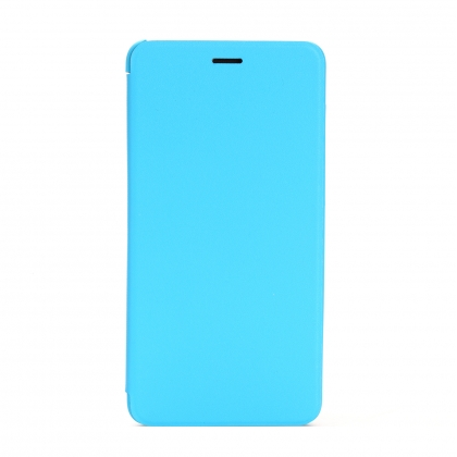 Original XIAOMI Flip Cover Case Protective Leather Case for Redmi 2 Smartphone Blue