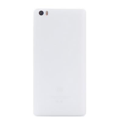 Original XIAOMI Protective Case Back Cover for XIAOMI MI Note Smartphone White