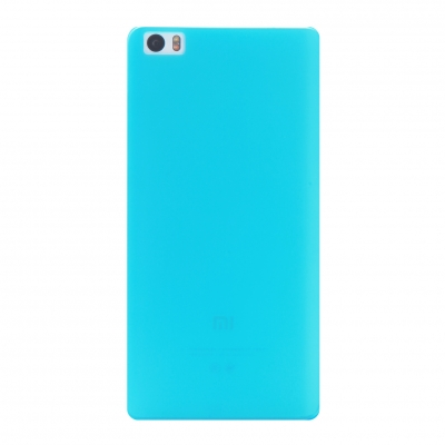 Original XIAOMI Protective Case Back Cover for XIAOMI MI Note Smartphone Blue