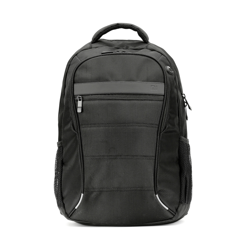 Original Xiaomi 15 inch Multifunctional Laptop Bag Polyester Travel Backpack Black